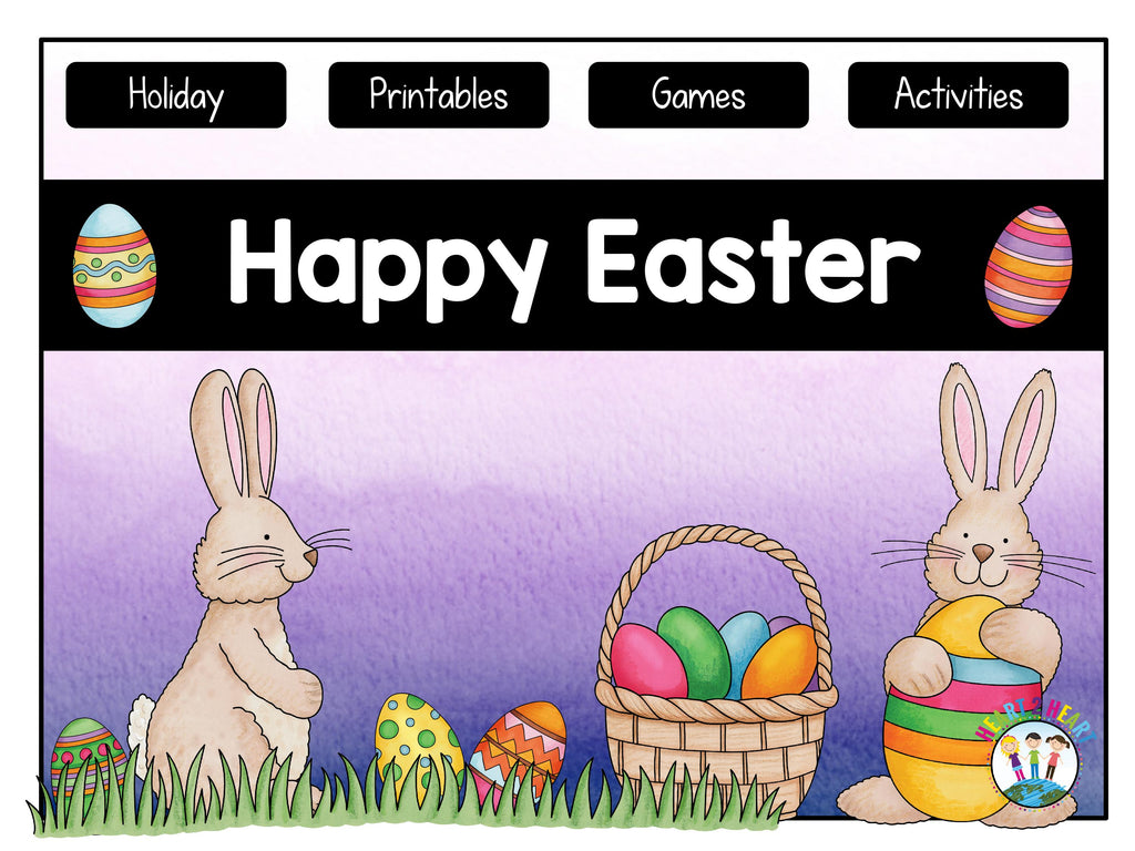 Easter Activities Freebie