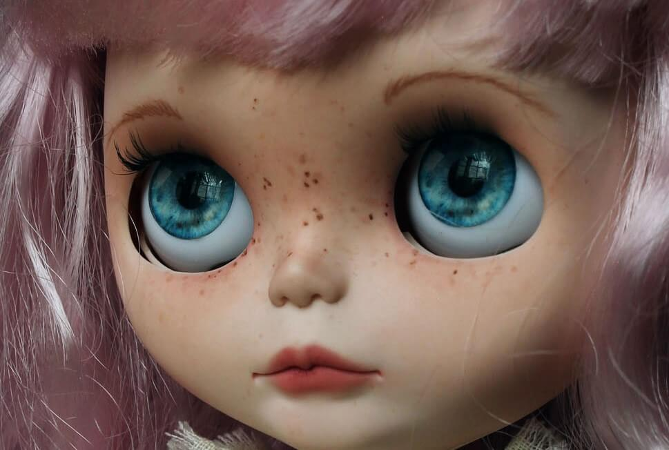 The Secret to Making the Perfect Blythe Doll Eye Chips