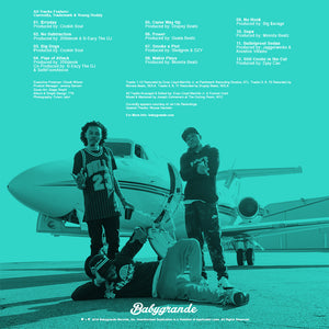 Curren$y, Trademark & Young Roddy - Plan of Attack - Limited Edition Vinyl Box Set
