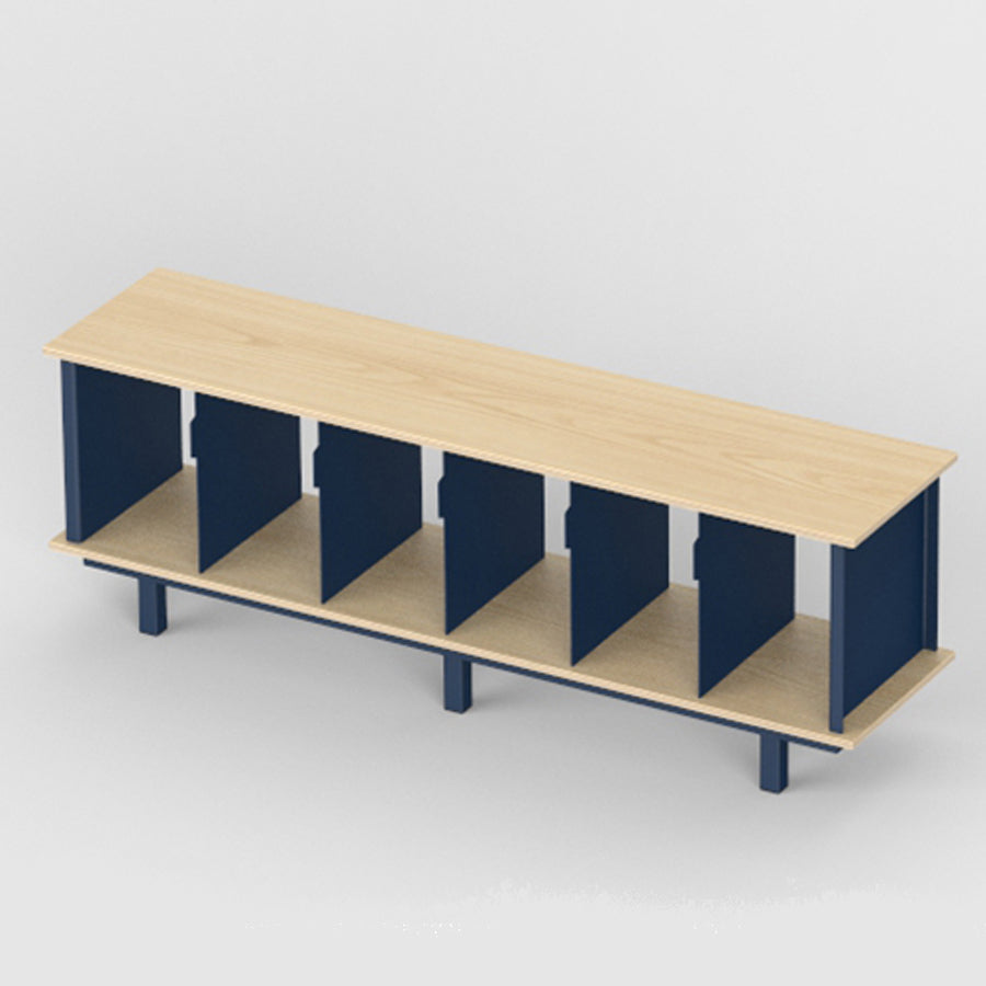 FTR Vinyl Storage | Base | Large - Indigo Blue - For the record vinyl storage