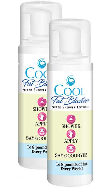 Cool Fat Blaster - After Shower Lotion