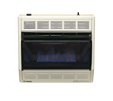 Empire BlueFlame Space Heater with Thermostat