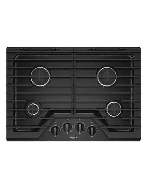 Whirlpool 30-inch Gas Cooktop
