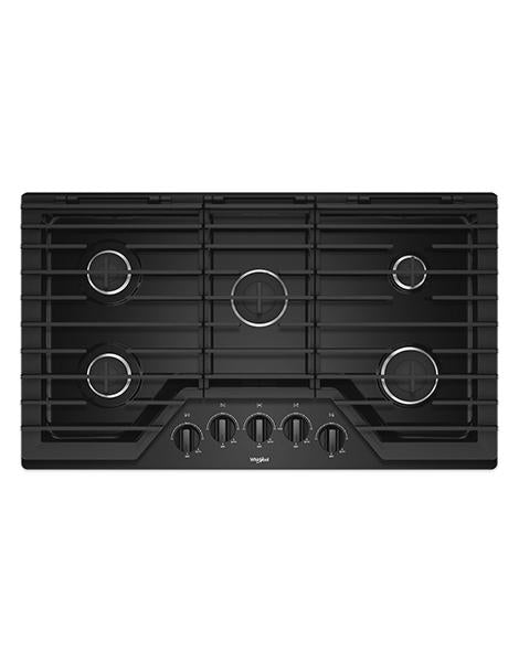 Whirlpool 36-inch Gas Cooktop