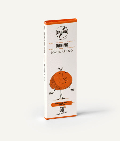 Organic Modica Chocolate