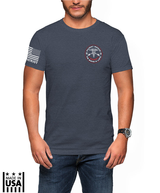 Performance Tri-Blend: Flight Medic - Patriot - TruPatriot