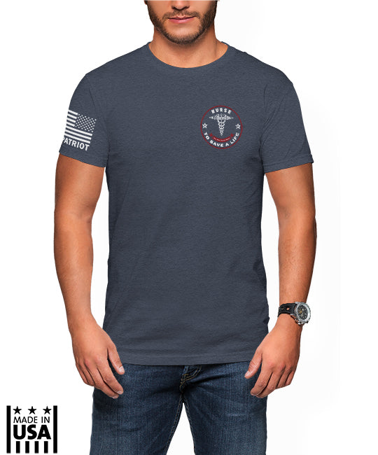 Performance Tri-Blend: Nurse - Patriot - TruPatriot