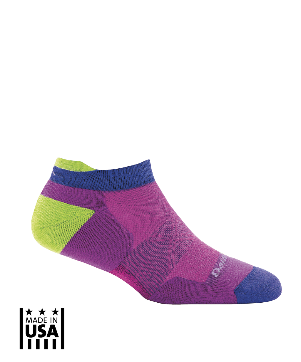 Women's: Vertex No Show Tab Ultra-Light - Clover - TruPatriot