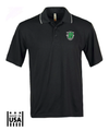 Performance Polo: SF Crest 10th SFG - Black - TruPatriot