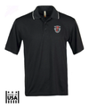 Performance Polo: SF Crest 7th SFG - Black - TruPatriot