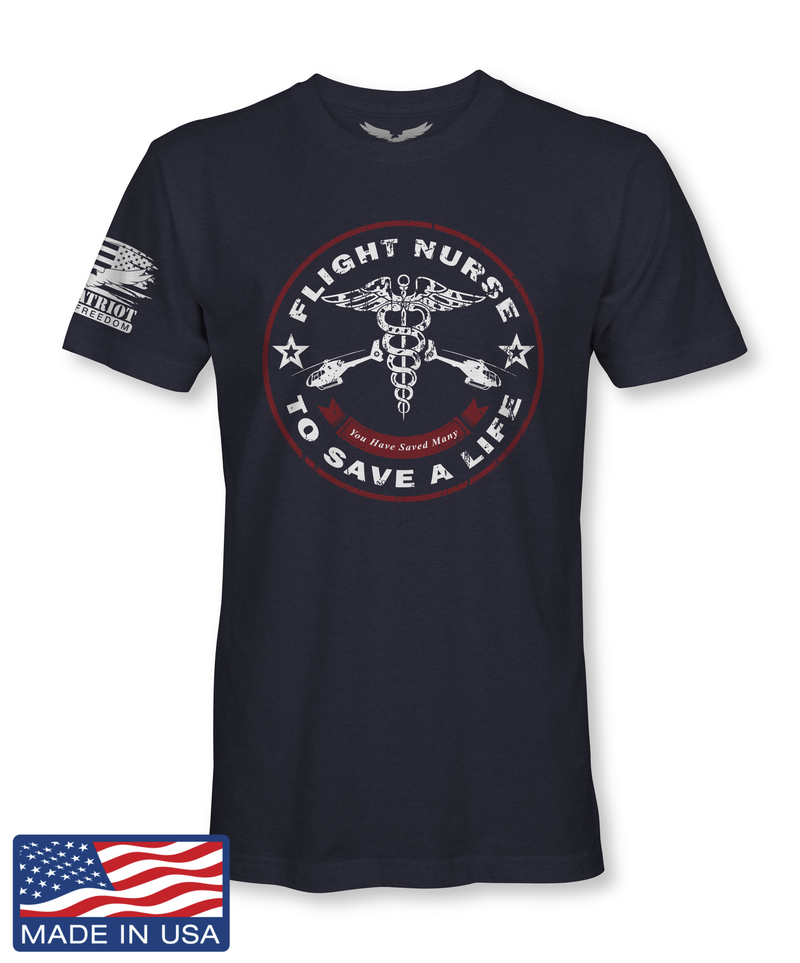 Flight Nurse: To Save A Life - Performance - Men's - TruPatriot