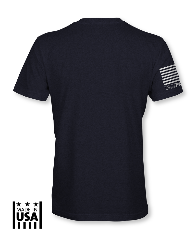 Performance Tri-Blend: Come And Take It - Tri Navy - TruPatriot