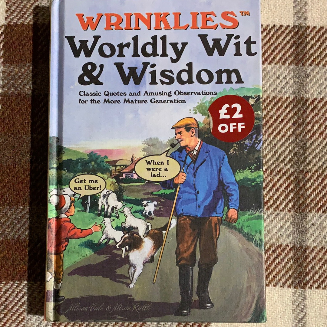 Book - Worldly Wit and Wisdom
