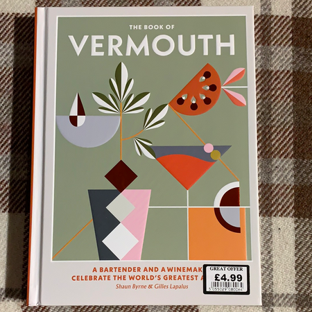 Book - The Book of Vermouth - New Lanark Spinning Company
