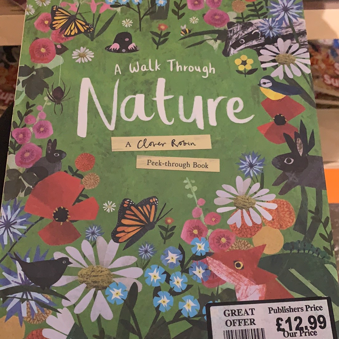 Book - A Walk Through Nature