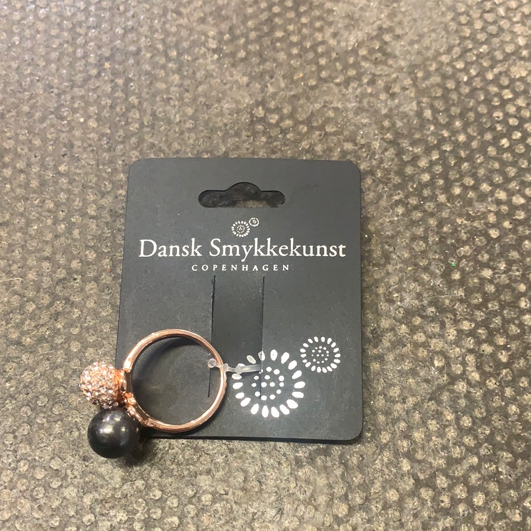 Dansk - Rose Gold Ring