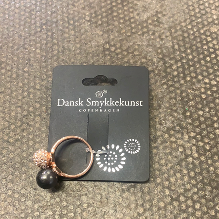 Dansk - Rose Gold Ring - New Lanark Spinning Company