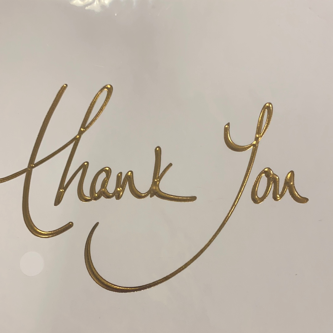 Katie Loxton Thank You Card