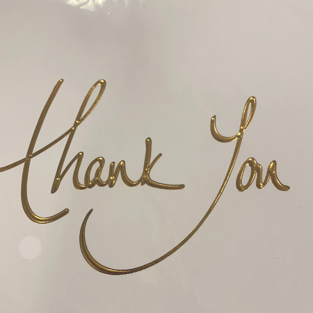 Katie Loxton Thank You Card - New Lanark Spinning Company