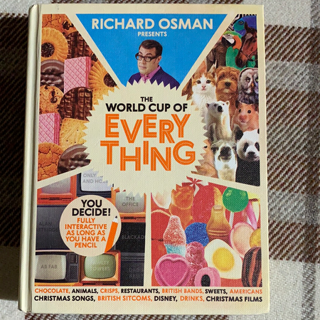 Book - The World Cup of Everything - New Lanark Spinning Company