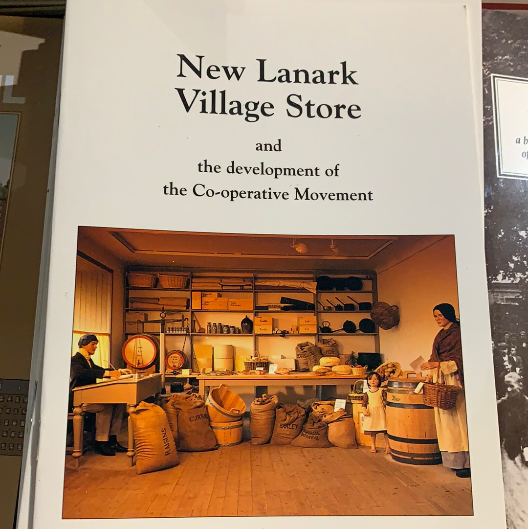 Book - New Lanark Village Store