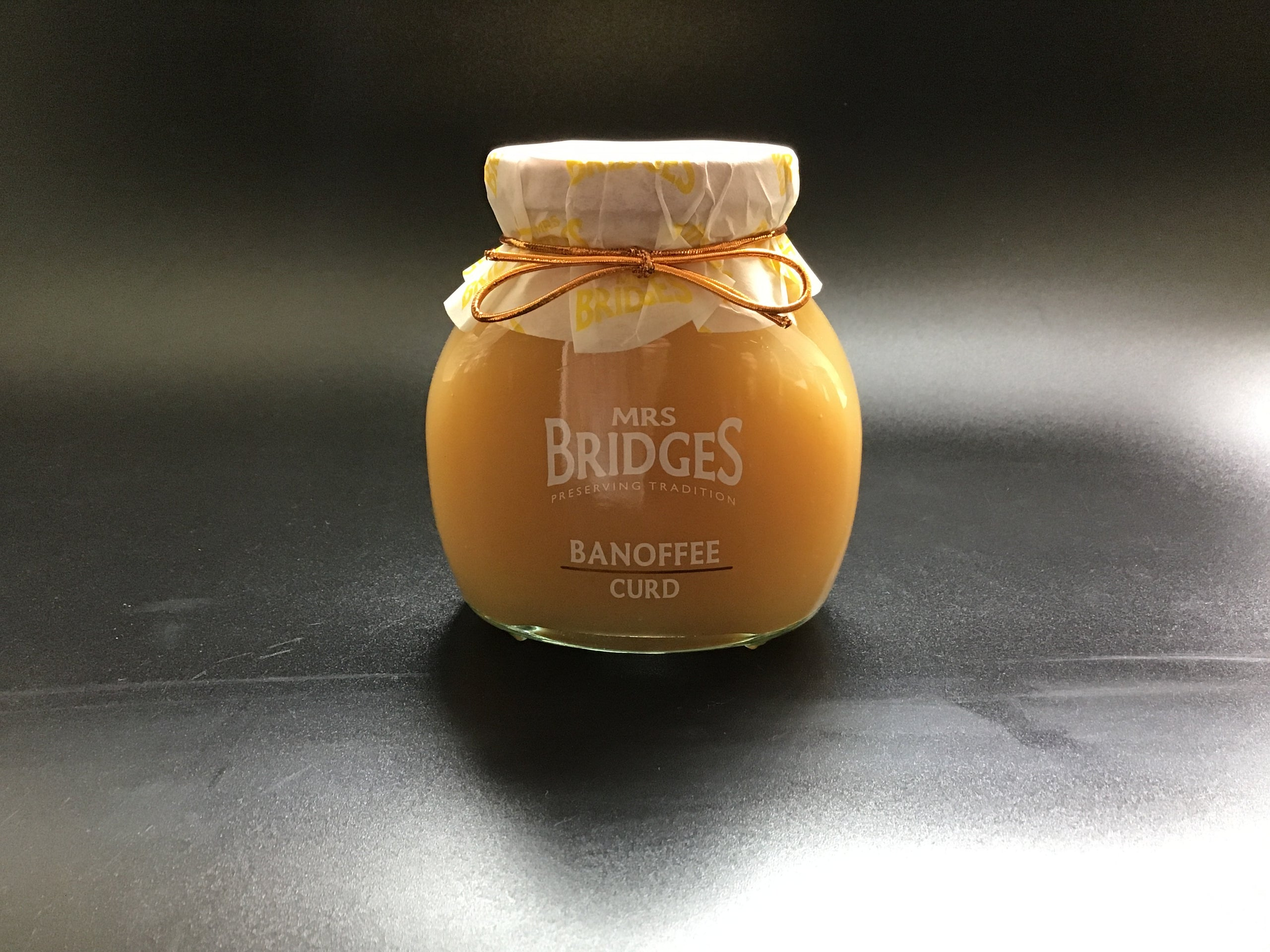 Mrs Bridges Banoffee Curd