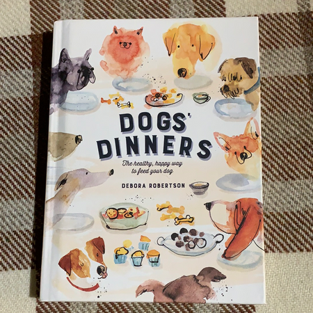 Book - Dogs' Dinners - New Lanark Spinning Company