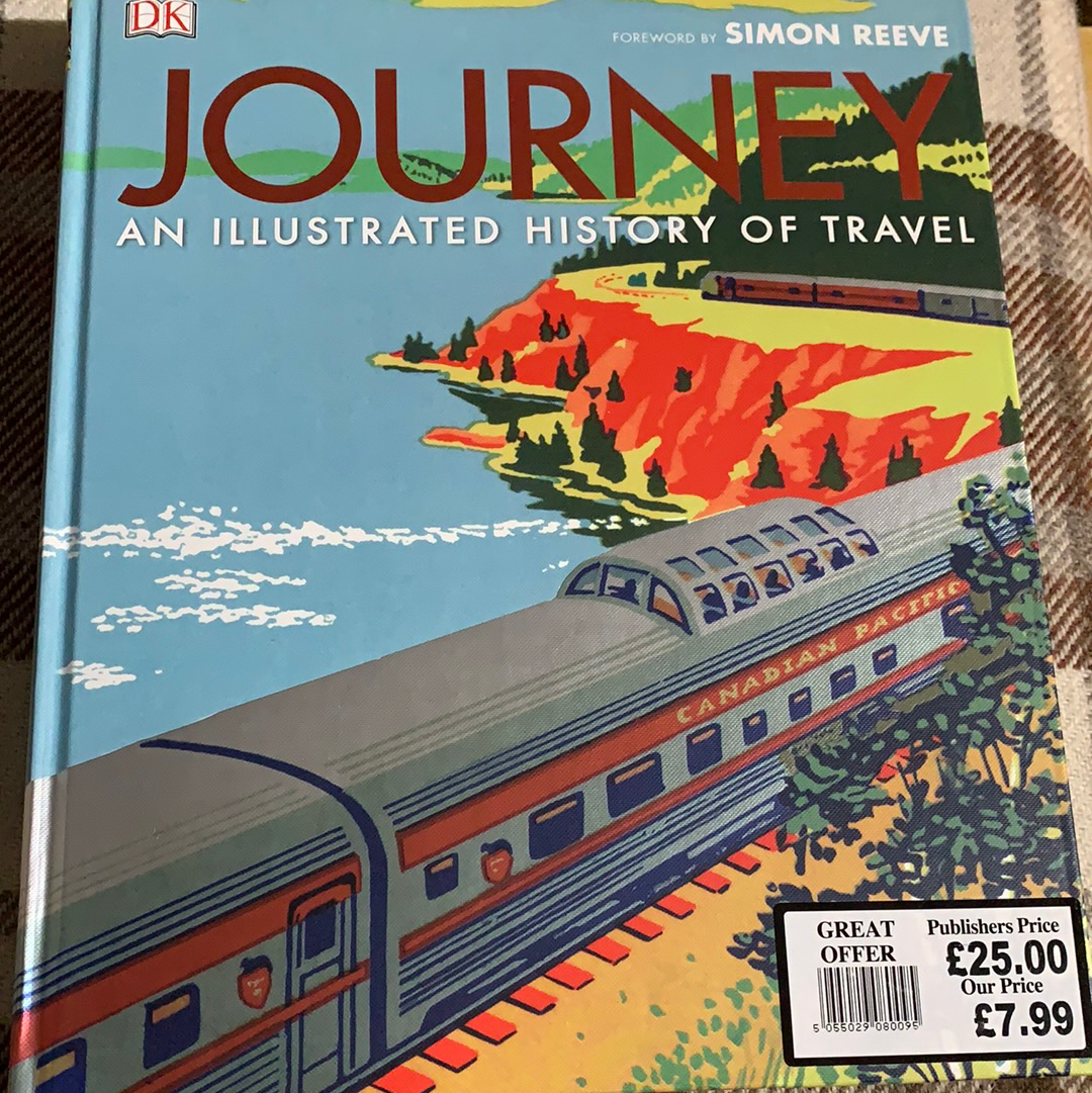 Book - Journey (An Illustrated History of Travel)