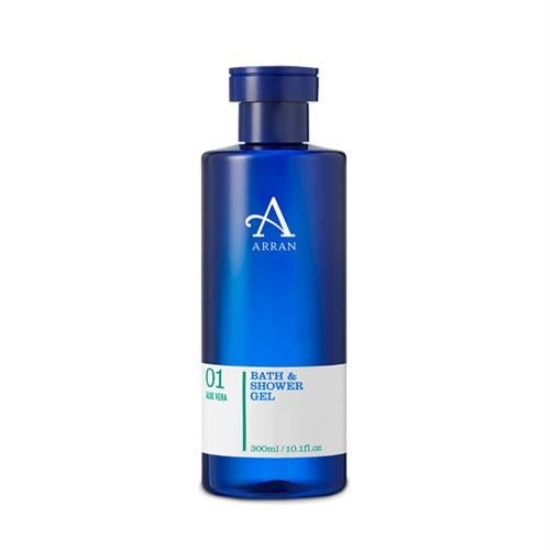Arran Aloe Vera Bath and Shower Gel