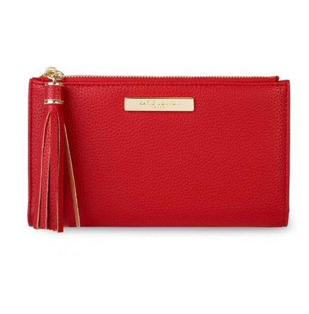 Katie Loxton 2020 - Red Tassel Fold out Purse