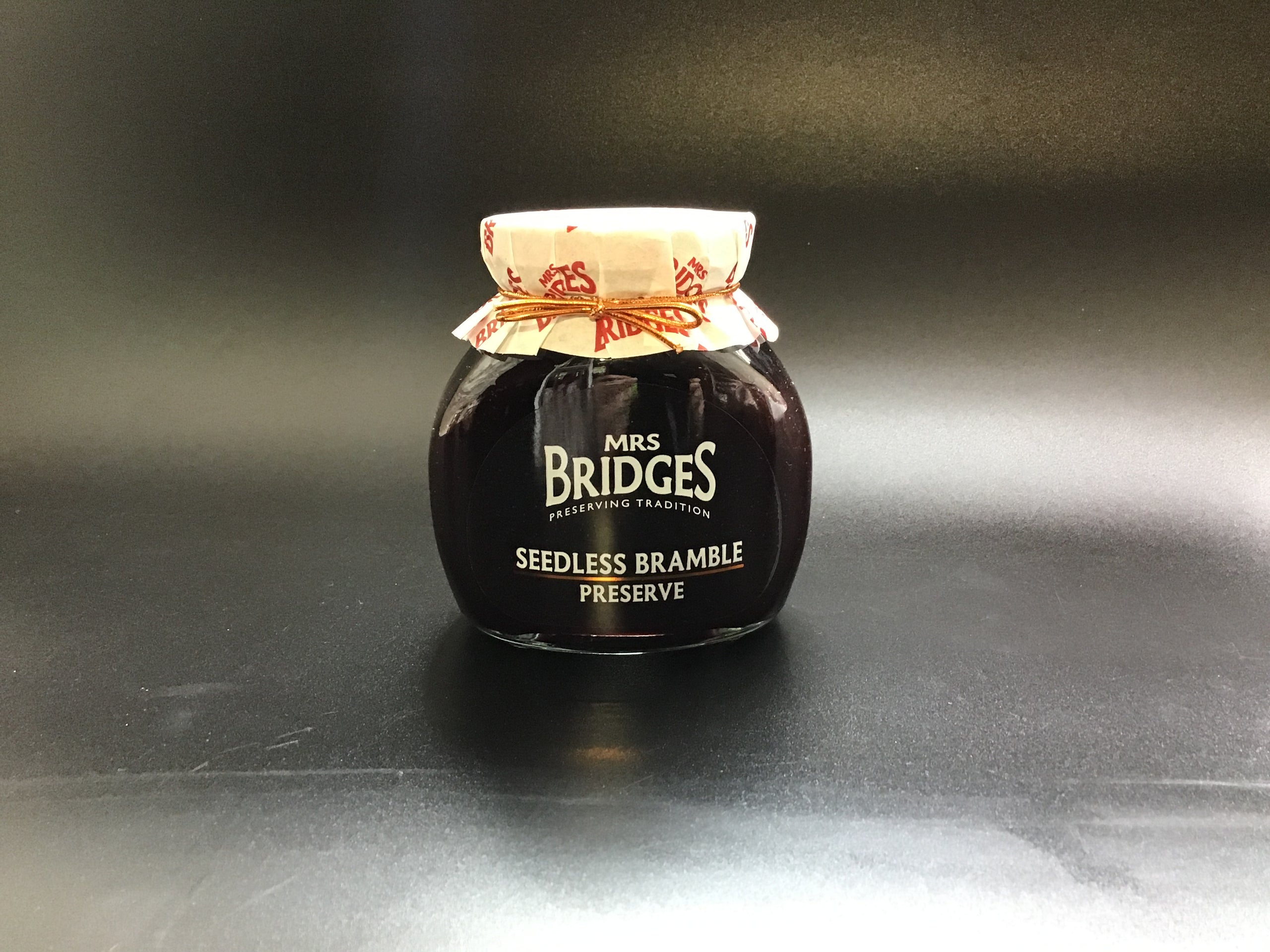 Mrs Bridges Seedless Bramble Preserve