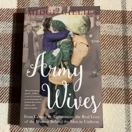 Book - Army Wives - New Lanark Spinning Company