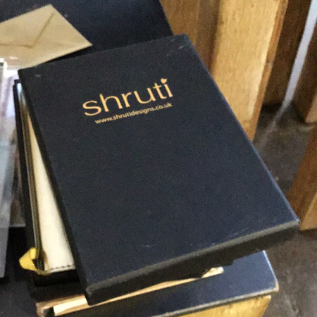 Shruti Notebook - New Lanark Spinning Company