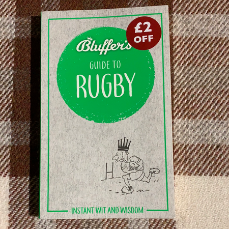 Book - Bluffer's Guide to Rugby