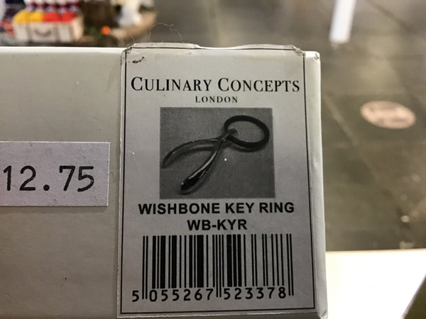 Culinary concepts Keyring - New Lanark Spinning Company