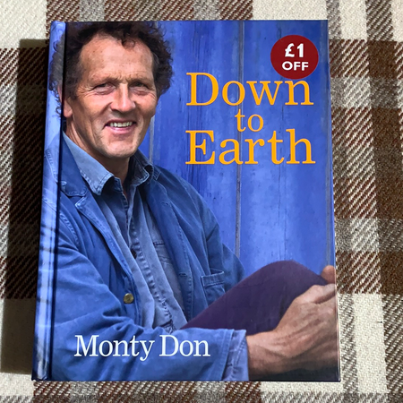 Book - Down to Earth, Monty Don