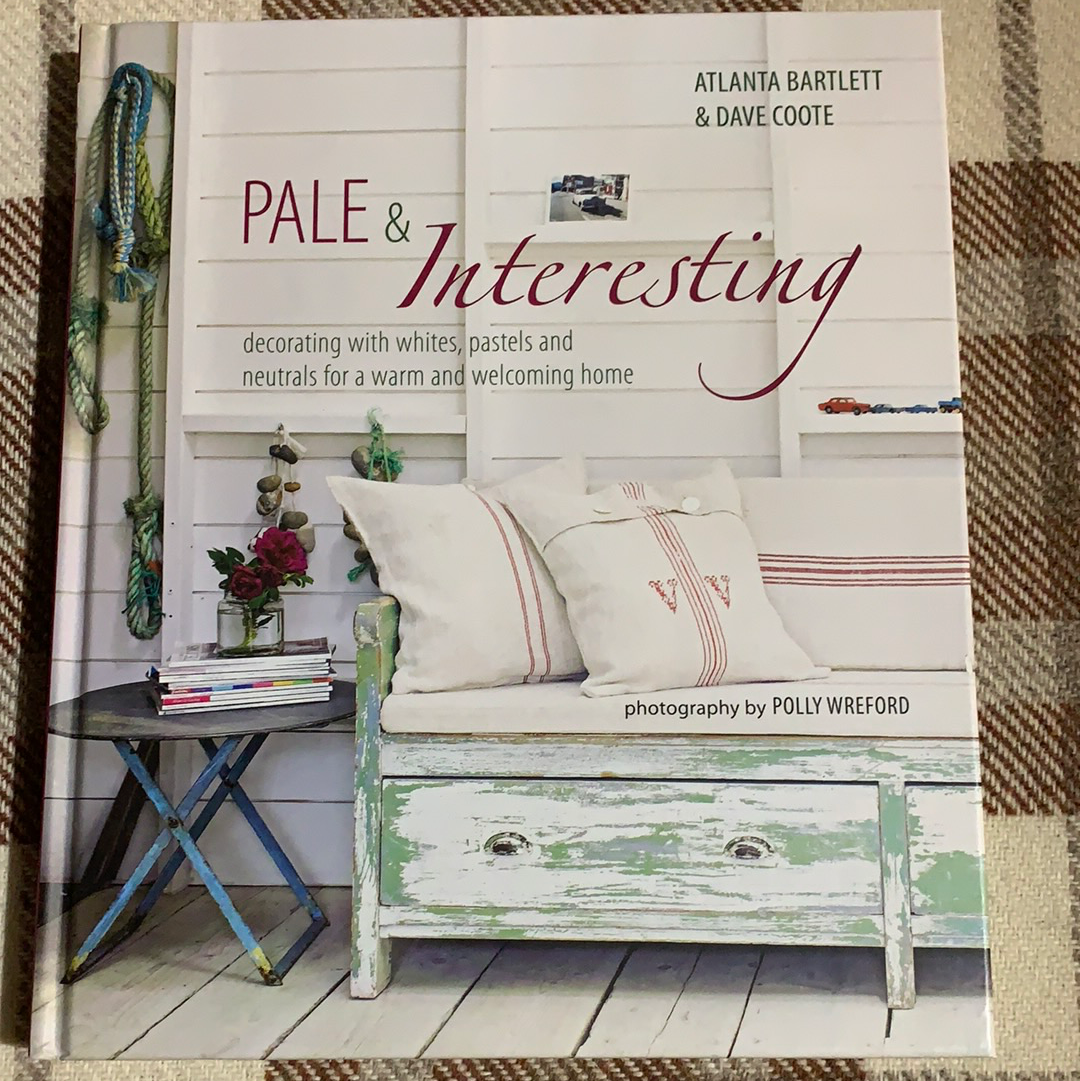 Book - Pale and Interesting