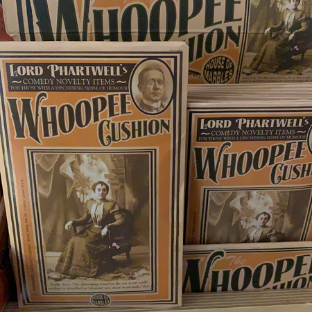 Whoopee Cushion - New Lanark Spinning Company
