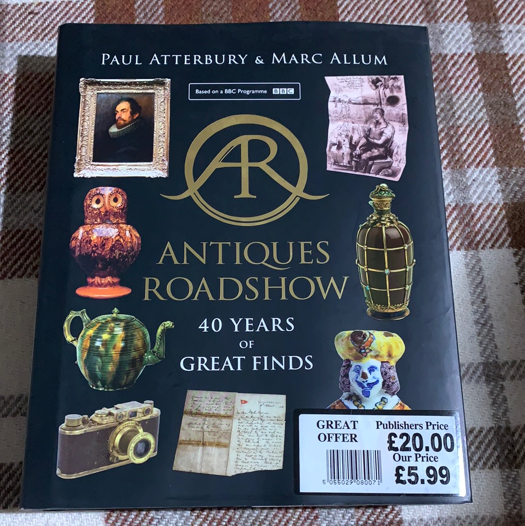 Book - Antiques Roadshow