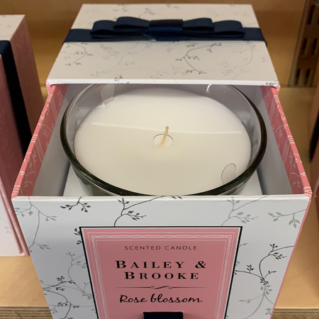 Bailey & Brooke Scented Candle