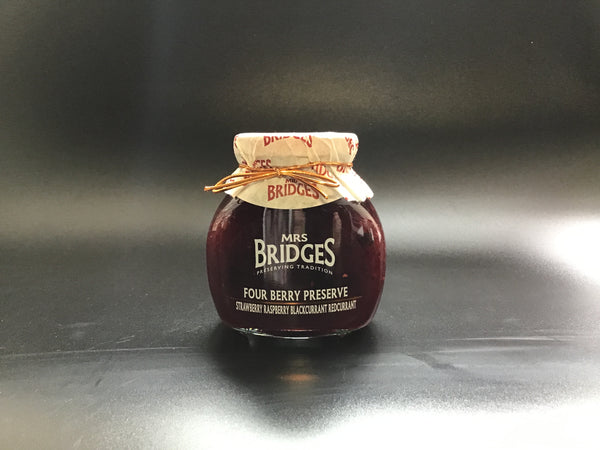 Mrs Bridges Four Berry Preserve