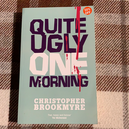 Book - Quite Ugly One Morning