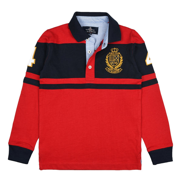 POLO SPECIAL APPLIQUE