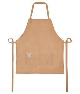 SRI LANKAN AVOCADO-DYED APRON - Not for Profit