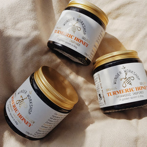 GOLDEN TURMERIC HONEY (120g)