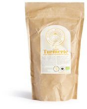 Load image into Gallery viewer, GOLDEN TURMERIC POWDER - Organic & Single-Origin (500g)