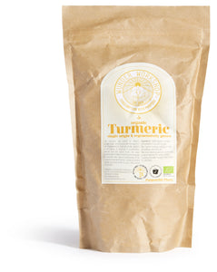GOLDEN TURMERIC POWDER - Organic & Single-Origin (500g)