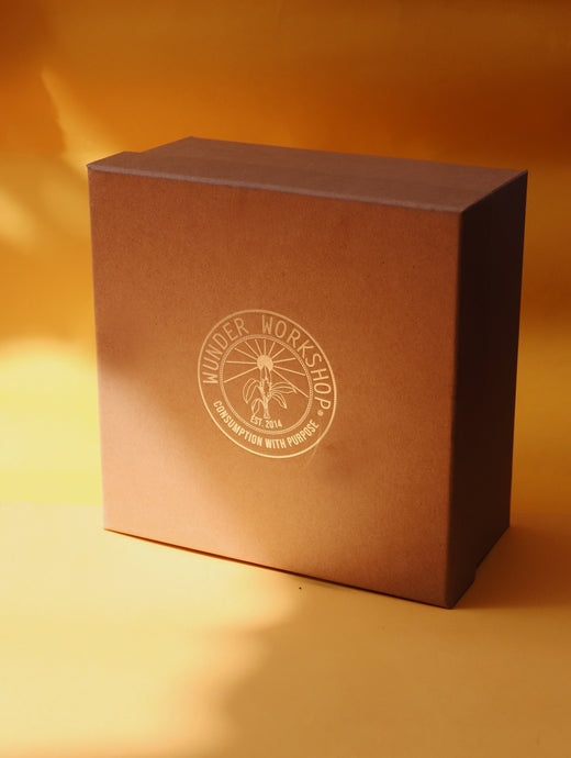 GIFT BOX - GOLDEN CHAI & HONEY