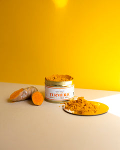 GOLDEN TURMERIC POWDER - Organic & Single-Origin (40g)