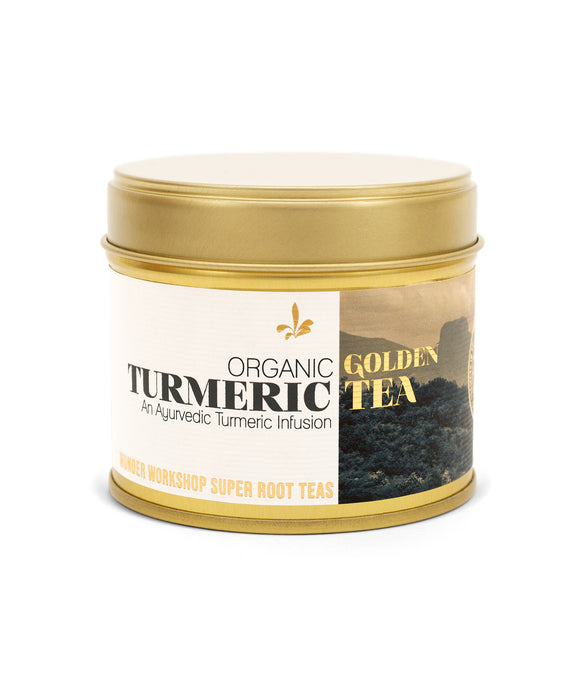 GOLDEN TURMERIC TEA (70g) -Soothe & Rejuvenate